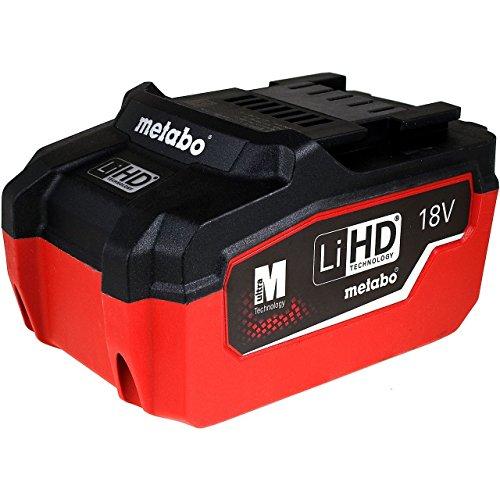 Metabo Akku für Säbelsäge ASE 18 LTX 55Ah Original 18V LiHD
