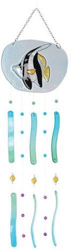 Premier Kites Tropische Fische Glas WindspielWind Glocken Pennant Schmetterling