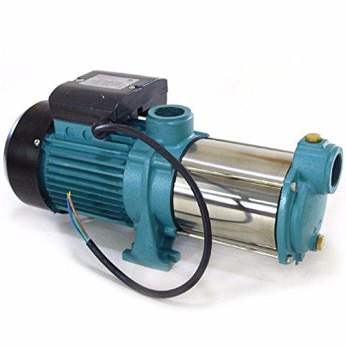 Gartenpumpe 2200 Watt400V INOX 9600 Lh 58 bar Hauswasserwerk Kreiselpumpe