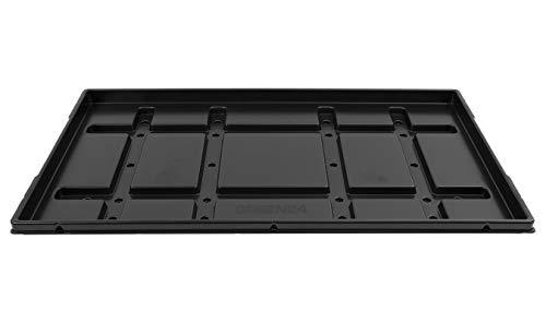 GREEN24 Untersetzer PRO Topfplatten Anzuchtplatten Topfpaletten Pflanztopf-Paletten - Wanne wasserdicht
