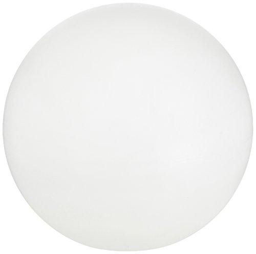 greemotion Leuchtball LED mit Akku weiß Gartenkugel aus hochwertigem Kunststoff wiederaufladbare LED-Gartenbeleuchtung eignet sich für innen- und Außenbereiche auch als Schwimmdeko im PoolTeich