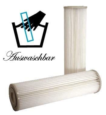 Filter Membran PP Polypropylene Sediment 022µm -Auswaschbar- auch für OSMOSE UMKEHROSMOSE WASSERFILTER SEDIMENTFILTER