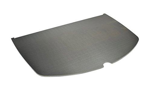 Edelstahl GrillplattePlancha passend für alle Grills der Weber Baureihe Q300Q3000 Baureihe