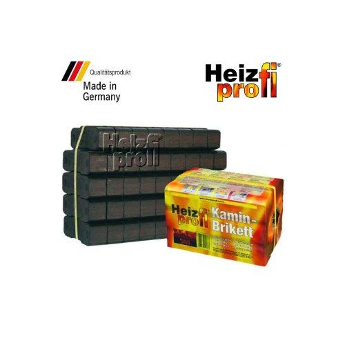 25 kg - HeizProfi Premium Kaminbrikett 049 Eurokg