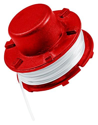 Einhell Ersatzfadenspule passend für Akku-Rasentrimmer GE-CT 3630 Li E Solo Länge 8 m aus Nylon Durchmesser 2 mm