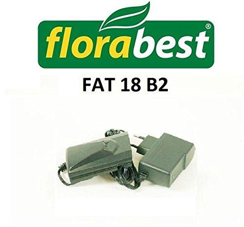 Ladegerät FAT 18 B2 IAN 95940 LIDL Florabest Akku Rasentrimmer Trimmer - Ladekabel für Ihre Akku Rasen Trimmer von LIDL Florabest - Achten Sie auf die richtige IAN Modellnummer