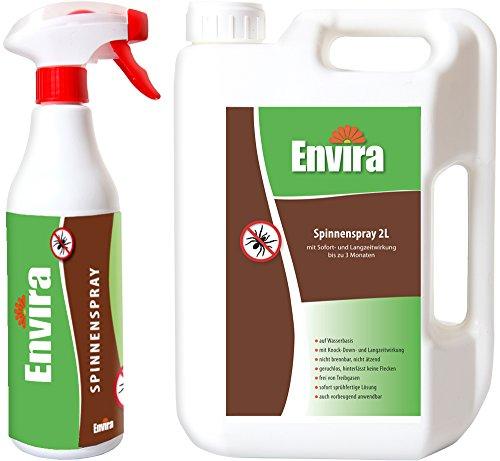 ENVIRA Spinnen-Mittel 500ml2Ltr