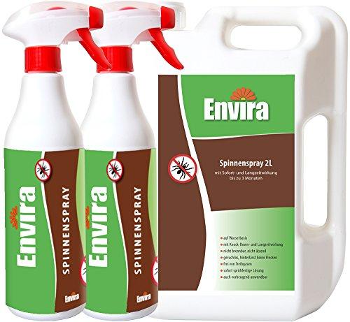 ENVIRA Spinnen Vernichter 2Ltr2x500ml